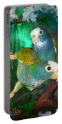 Pionus In Paradise Portable Battery Charger