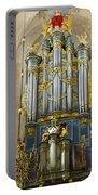 Pipe Organ In Breda Grote Kerk Portable Battery Charger
