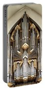 Pipe Organ Portable Battery Charger