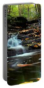 Pipestem Falls Portable Battery Charger