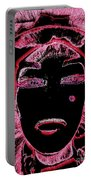 Pippas Pink Beauty Mark Portable Battery Charger
