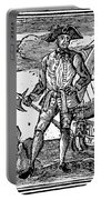 Pirate Edward England Portable Battery Charger