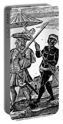 Pirate Henry Every, 1725 Portable Battery Charger