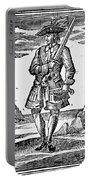 Pirate John Rackam, 1725 Portable Battery Charger
