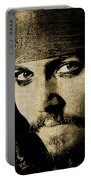 Pirate Life - Sepia Portable Battery Charger