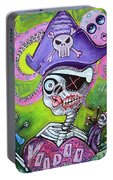 Pirate Voodoo Portable Battery Charger