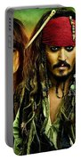 Pirates Of The Caribbean Stranger Tides Portable Battery Charger