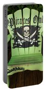 Pirates Only Portable Battery Charger