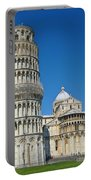 Pisa Italy Portable Battery Charger