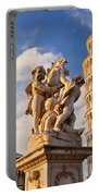 Pisa's Leaning Tower Portable Battery Charger by Brian Jannsen