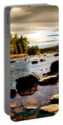 Piscataquis River Dover-foxcroft Maine Portable Battery Charger