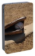 Pitchers Mound Portable Battery Charger