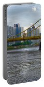 Pittsburgh Clemente Bridge Portable Battery Charger