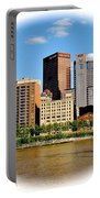 Pittsburgh Pa In The Spotlight Portable Battery Charger