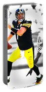 Pittsburgh Steelers Ben Roethlisberger Portable Battery Charger