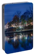 Pittsford On The Erie Canal Portable Battery Charger