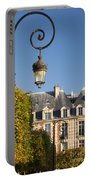 Place Des Vosges Portable Battery Charger