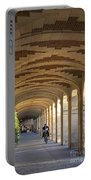 Place Des Vosges Walkway Portable Battery Charger