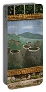 Plain Of Jars Portable Battery Charger