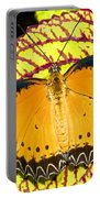 Plain Tiger Butterfly Portable Battery Charger