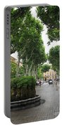 Plane Alley - Aix En Provence Portable Battery Charger