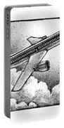 Plane Portable Battery Charger