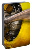Plane - Pilot - Prop - Twin Wasp Portable Battery Charger
