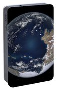 Planet Earth 600 Million Years Ago Portable Battery Charger