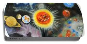 Planets And Nebulae In A Day Portable Battery Charger