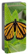 Plant Milkweed And Save The Monarch Butterfly Portable Battery Charger
