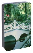 Plantation Setting Portable Battery Charger