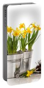 Planting Bulbs Portable Battery Charger