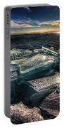 Plate Ice Brighton Beach Duluth Portable Battery Charger