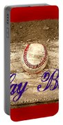 Play Ball Portable Battery Charger