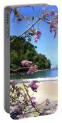 Playa Espadillia Sur Manuel Antonio National Park Costa Rica Portable Battery Charger