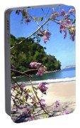 Playa Espadillia Sur Manuel Antonio National Park Costa Rica Portable Battery Charger
