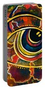 Playful Spirit Eye Portable Battery Charger