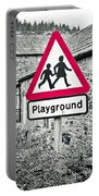 Playground Portable Battery Charger