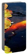 Playing Koi Portable Battery Charger