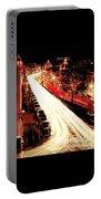 Plaza Christmas - Kansas City Portable Battery Charger