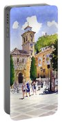 Plaza Nueva Portable Battery Charger