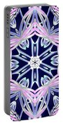 Pleiadian Princess Portable Battery Charger