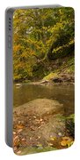 Plessey Woods And The River Blyth Portable Battery Charger