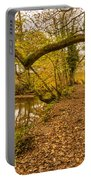 Plessey Woods Riverside Footpath Portable Battery Charger