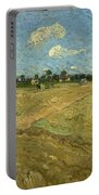 Ploughed Fields - The Furrows Portable Battery Charger