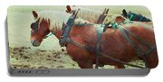 Plow Horses Portable Battery Charger