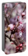 Plum Blossoms 12 Portable Battery Charger