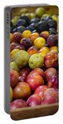 Plum Gorgeous Portable Battery Charger by Caitlyn  Grasso