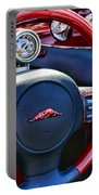 Plymouth Prowler Steering Wheel Portable Battery Charger