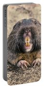 Pocket Gopher Chatting Portable Battery Charger